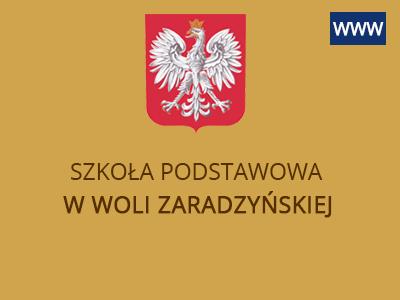 szkoła podstawowa w woli zaradzyńskiej